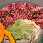 焼肉開山 - 料理写真: