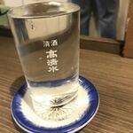 やき鳥 福鳥本店 - お酒(330円外)
