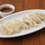 手作り水餃子(6個)
