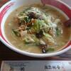 翠鳳 - 料理写真:鶏白湯ラーメン