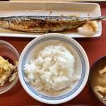 富山上袋食堂 - 料理写真: