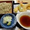 竹舟 - 料理写真:竹船 天もり蕎麦