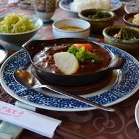 民家レストラン伊萬里亭 - 懐かしの味、伊万里牛ビーフシチュー定食2500円