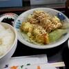 Kadokame - 料理写真:日替わりランチ(とり天)