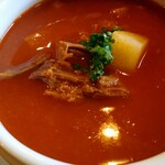 120987401 - グーラッシュスープ
