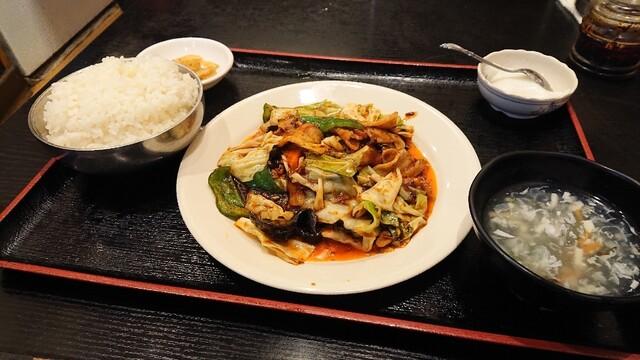 祥龍餃子房の料理の写真
