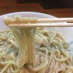 つけ麺 舞 - 昆布水の中に麺!(2019.12.現在)