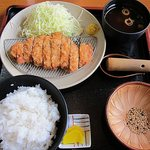 とんかつ とん平 - 料理写真:とんかつランチ