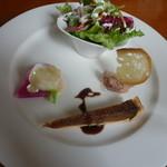Native Mind - ランチコース 前菜