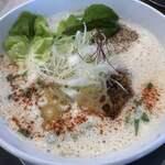 暁 製麺 - 料理写真:坦々麺♪ 780円