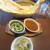 ガネーシャ・ガル  - Lunch Special Set 平日のスペシャル