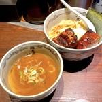 120993503 - 濃厚神山つけ麺(1,200円)