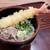 501UDON - 料理写真:スタミナうどん(肉うどん+えび天)
