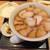 喜多方ラーメン 坂内 - 料理写真:2019年12月 焼豚ラーメンと半ライスと漬物