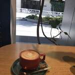 オーレ - カフェラテ¥560