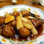 Giwommorikou - 酢豚