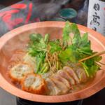 和酒和食 みつくら - セリ鍋