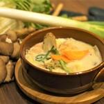 C.cafe - 豆乳鍋