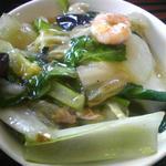 Minsei - 八宝菜(中華ランチ)