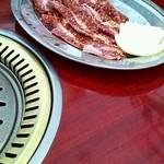 12100990 - 肉も焼けます????