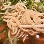 Honkedaiichiasahi - 麺