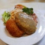 グリルやまもと - 料理写真: