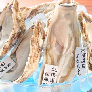 牡蠣牡蠣牡蠣!楽しみ方色々な全国各地の美味しいが続々集結!!