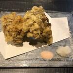 121006156 - 奥出雲舞茸の天ぷら