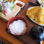 魚屋の磯料理 まるとし - 料理写真:黄金あじコース