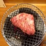 米沢屋 - 上カルビ 1,700円