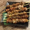味楽 - 料理写真:ラム串焼き