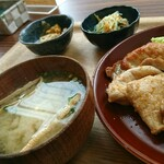 taft-B - 「生姜焼き定食」①