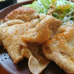 taft-B - 「生姜焼き定食」②