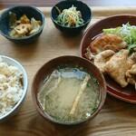 taft-B - 「生姜焼き定食」⑥