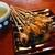 一文字屋和輔 - 料理写真:あぶり餅