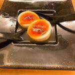 橙 - おでん たまご