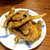世界の山ちゃん - 料理写真:幻の手羽先(5本¥528)。盛り方が雑だが、胡椒を効かせまくったスパイシーな味わいには定評がある