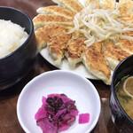 121024096 - 石松餃子定食(15個入)