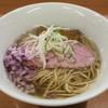 らぁ麺 時は麺なり - 料理写真:塩らぁ麺780円