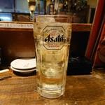 餃々 - ニッカハイボール(350円)