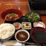 肉料理 松の - 料理写真: