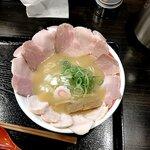 おれ流ラーメン鶏さき麺いち - 料理写真: