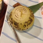 世界長 - 玉ねぎの丸焼き