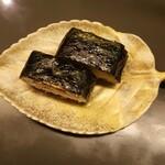 121035397 - 焼きサバ寿司