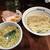 クローバー - 料理写真:特製つけ麺 塩