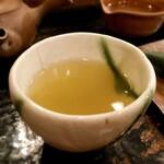 茶の葉 -