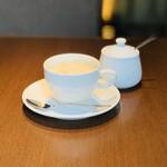 Ristorante Orobianco - その他写真:お茶