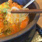 カルビ丼とスン豆腐専門店 韓丼  - 春雨とか