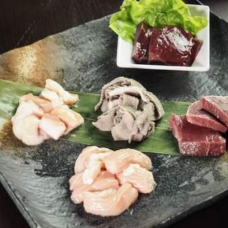肉卸し直仕入れのため新鮮かつ特級なお肉をテーブルへ