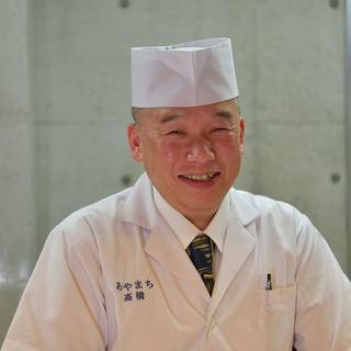 和食一筋30年の熟練料理長が、真心込めた渾身の逸品をご提供!